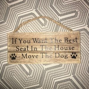Dog decor